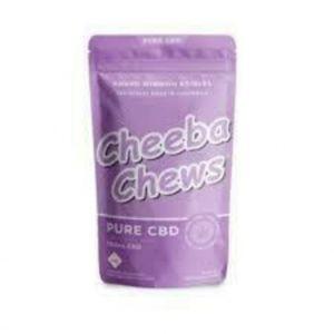 cheeba chew pure cbd 10 pak 100mg cbd edibles colorado