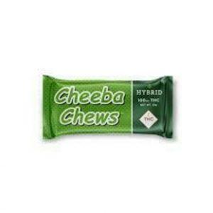 cheeba chew sour apple hybrid single dose 10mg edibles colorado