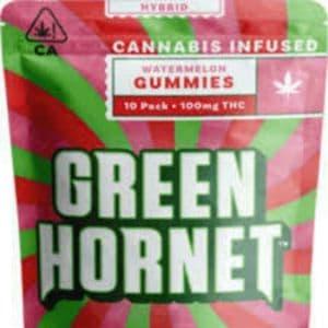 green hornet watermelon single dose 10mg edibles colorado
