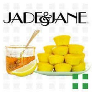 jade jane lemon honey pound cake bite 100mg edibles colorado