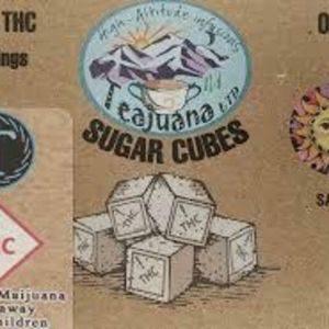 teajuana sugar cubes 10 pack 100mg edible colorado