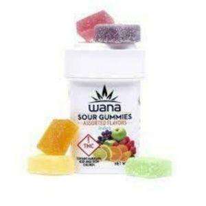 wana sativa gummies 100 mg edibles colorado